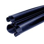 Трубка термоусадочная MDT-A-27/8 средняя стенка с клеем черная [1м] (7000037642) 3M