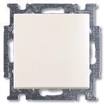 BASIC 55 Выключатель одноклавишный в рамку бежевый (2006/1 UC-92-507)