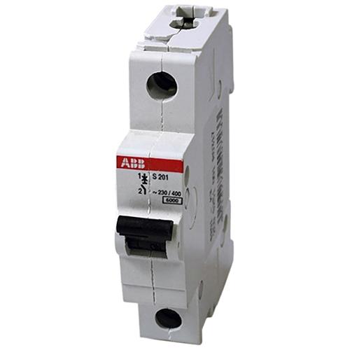 Выключатель автоматический 1п (однополюсный) 50А С 6кА (S201 C50)