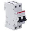 Выключатель автоматический 2п (двухполюсный) 16А C 6кА (S202 C16)