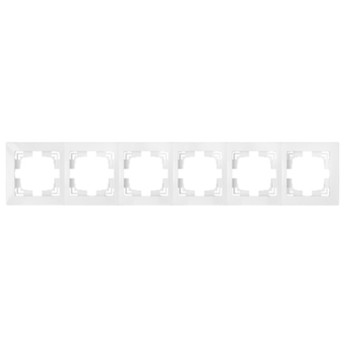 УЮТ Рамка 6 модулей (ЮЛИГ.735212.284) Bylectrica