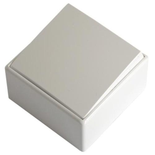ЭКОНОМ Выключатель одноклавишный открытой установки (А1 6-114) BYTIZ