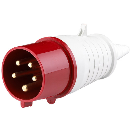 Вилка кабельная 63А 3Р+PE IР67