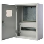 Щит учетно-распределительный навесной ЩУРН-1/12 IP31 металлический (30401DEK)