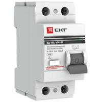 Выключатель дифференциального тока (УЗО) 2п 40А 30мА тип АС PROxima