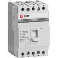 Выключатель автоматический трехполюсный ВА-99 125/32А 3P 25кА PROxima