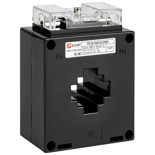 Трансформатор тока ТТЕ-30-100/5А класс точности 0,5 PROxima