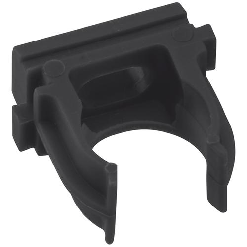 Крепеж-клипса черная d16мм (10шт.) Plast PROxima