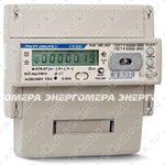 Счетчик электроэнергии трехфазный многотарифный CE301 R33 043 JAZ, 5(10)А, 3x230/400В, Т4, D+Щ, кл0.5s, RS485, ЖК (101004002008840) Энергомера
