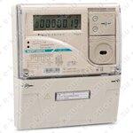 Счетчик электроэнергии трехфазный многотарифный CE301 S31 043 JAVZ, 5(10)А, 3x230/400В, Т4, Щ, кл0.5s, RS485 (101004002009250) Энергомера