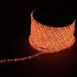 Дюралайт синий-красный 2,88Вт/м, 72LED/м, 220В, 3-х жильный, бухта 50м, LED-F3W