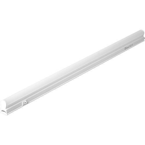 Светильник светодиодный ДПО-9w 4500К 800Лм пластик Т5 IP20 с выключателем и сетевым шнуром AL5038