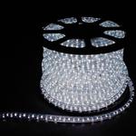 Дюралайт светодиодный LEDх36/м белый двухжильный кратно 2м бухта 100м LED-R