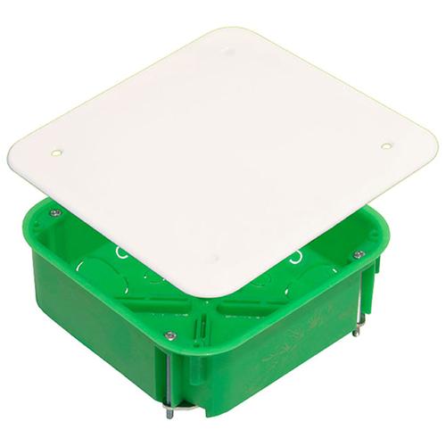 Коробка распределительная 113х113х45мм скрытая IP20 гипсокартон