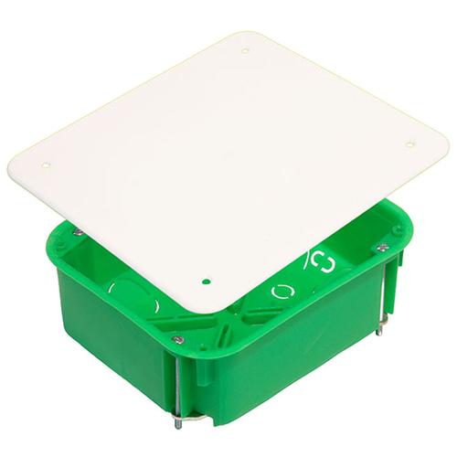 Коробка распределительная 120х100х50мм скрытая IP30 гипсокартон