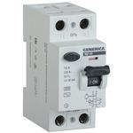 Выключатель дифференциального тока (УЗО) 2п 16А 30мА ВД1-63 (MDV15-2-016-030)