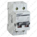 Выключатель нагрузки (мини-рубильник) 2п ВН-32 40А GENERICA