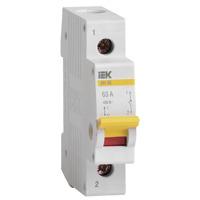 Выключатель нагрузки (мини-рубильник) 1п ВН-32 25А