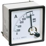 Амперметр 150/5А 96х96 AC через тр-р Э47 (IPA20-6-0150-E)