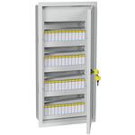 TREND Щит распределительный встраиваемый ЩРв-48з-3 36 металлический с замком УХЛ3 IP31