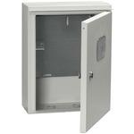 Щит учетно-распределительный навесной ЩУРн-3 IP54 ЩУ-3 1 дверь