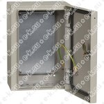 Щит монтажный ЩМП 300х210х150 IP54 У2 металлический ЩМП-3.2.1-0