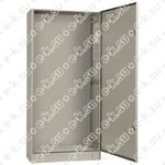 Щит монтажный ЩМП 1600х600х400 IP54 У2 без монтажной панели металлический ЩМП-16.6.4-0