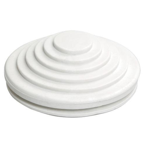 Сальник d32мм белый диаметр ответвительного бокса 37мм