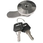 Замок 20-22/45 с металлическим ключом (YZK11-20-22-45)