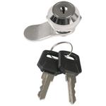Замок 18-18/34 с металлическим ключом (YZK10-18-18-34)