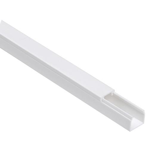 Кабель-канал 15x10мм белый ЭЛЕКОР (144м)