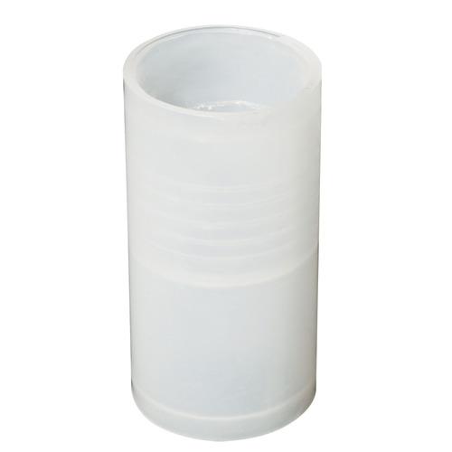 Муфта для гофрированных труб прозрачная GFLEX25
