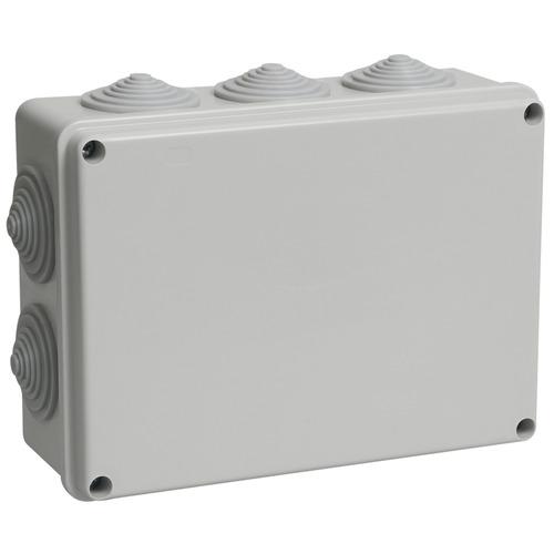 Коробка распределительная 190х140х70 IP44 КМ41243