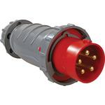 MAGNUM Вилка переносная ССИ-035 63А 3Р+РЕ+N 380В IP67 (PSN02-063-5)