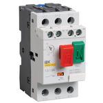Выключатель автоматический для защиты электродвигателей 0.4-0.63А ПРК32-0.63 управление кнопками