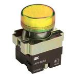 Индикатор LAY5-BU65 желтого цвета 22мм (BLS50-BU-K05)