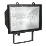Прожектор ИО-1000Вт симметричный черный IP54