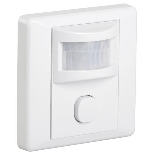 Датчик движения ИК встраиваемый 600w 140 гр. 9м IP20 белый (ДД 029 бел.)