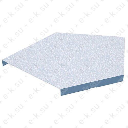 Крышка горизонт. угла 45х300(80/100) (KGL45*300(80/100))