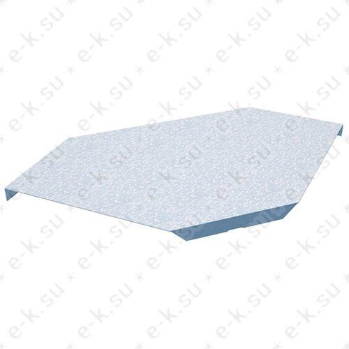 Крышка горизонтального угла KGL90*400 (KGL90*400)