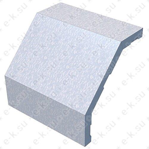 Крышка внешнего вертикального угла 90*400 (KVL90*400)