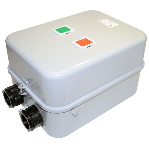 Пускатель электромагнитный ПМ12-063221 У2 В, 380В, РТТ-231, 63,0А