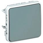 Переключатель промежуточный Plexo - серый - 10 AX