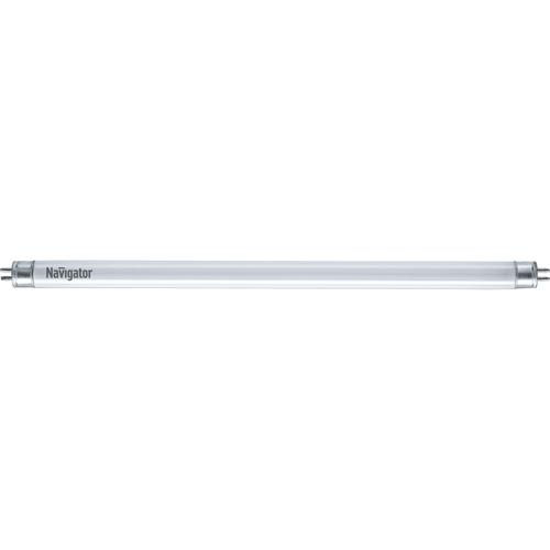 Лампа линейная люминесцентная ЛЛ 8вт NTL-Т5 840 G5 белая (94107 NTL-T5)