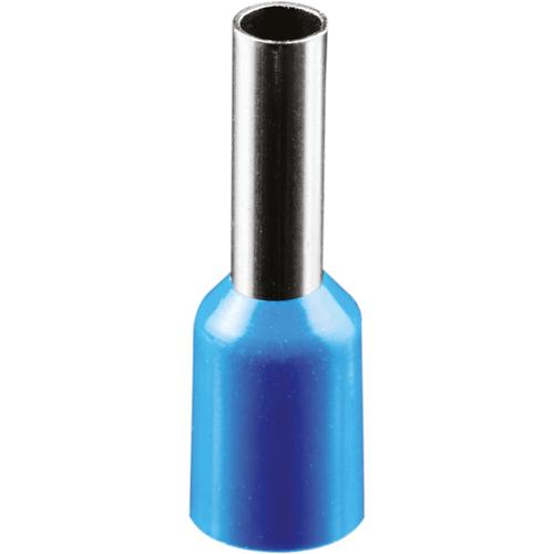Наконечник-гильза НШвИ 2,5-8,2 синий (100шт в уп) (71095)
