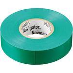 Изолента ПВХ 15мм зеленая 20м NIT-B15-20/G (71106) Navigator