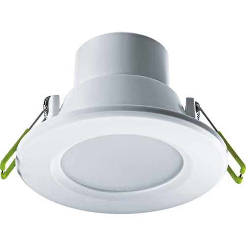Светильник светодиодный ДВО-6Вт 4000K 420Лм белый (94833 NDL-P1)