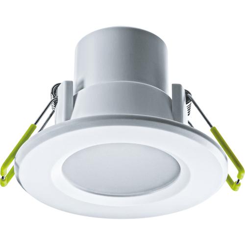 Светильник светодиодный ДВО-5Вт 3000К 350Лм белый IP44 (94820 NDL-P1)