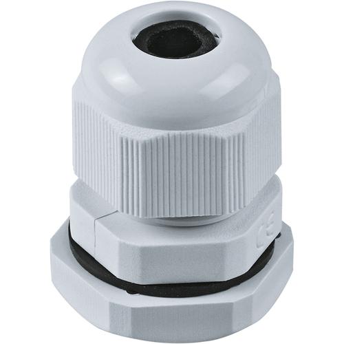 Сальник PG-9, диаметр кабеля 4-8 мм, IP54 (71732)