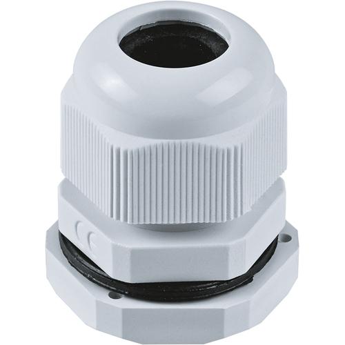 Сальник PG-13.5, диаметр кабеля 6-12 мм, IP54 (71734)